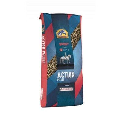 Cavalor Action Pellet 20kg