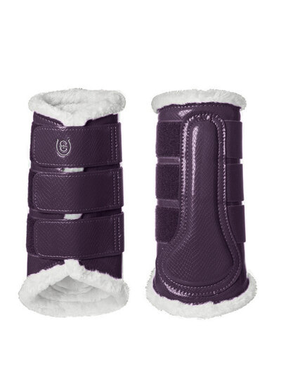 Equestrian Stockholm Leg Protection Orchid Bloom