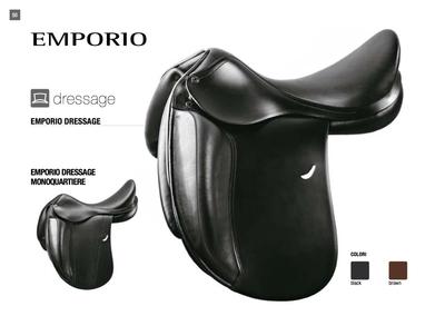 """Equipe Emporio Mono Dressage 17"""" +1"""