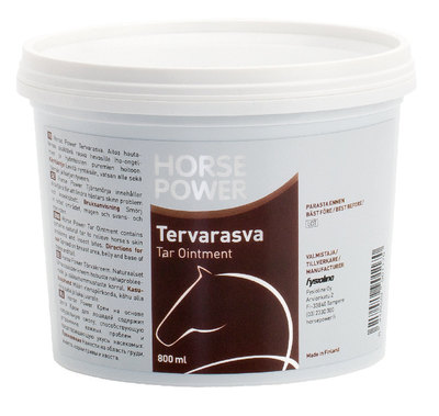 Horse Power Tervarasva 800ml