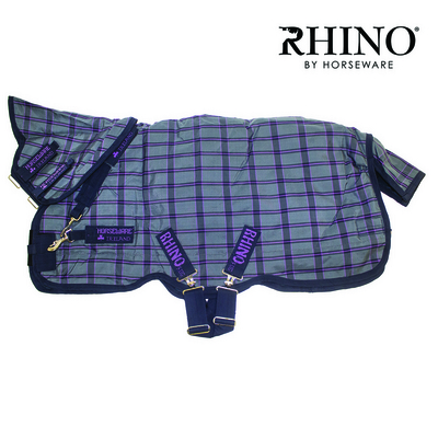 Horseware Rhino Pony All In One Heavy, koko 115/5,6''