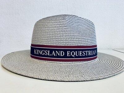 Kingsland Tad Unisex Straw Hat xs