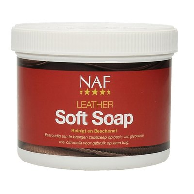 NAF Leather Soft Soap