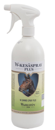 W-Kesäspray Plus, 1 litra
