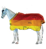 Horseware Amigo Stable VL Plus Hvy 145cm